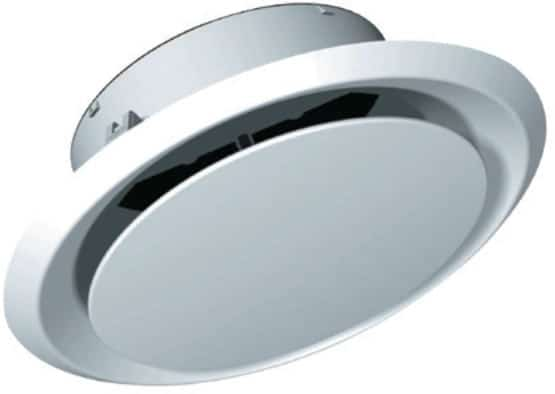 Round Air Conditioning Grill
