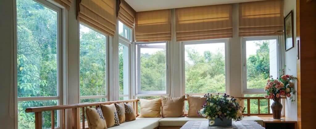 Energy Efficient House Design-blinds
